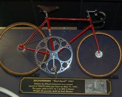Велосипед Летурне