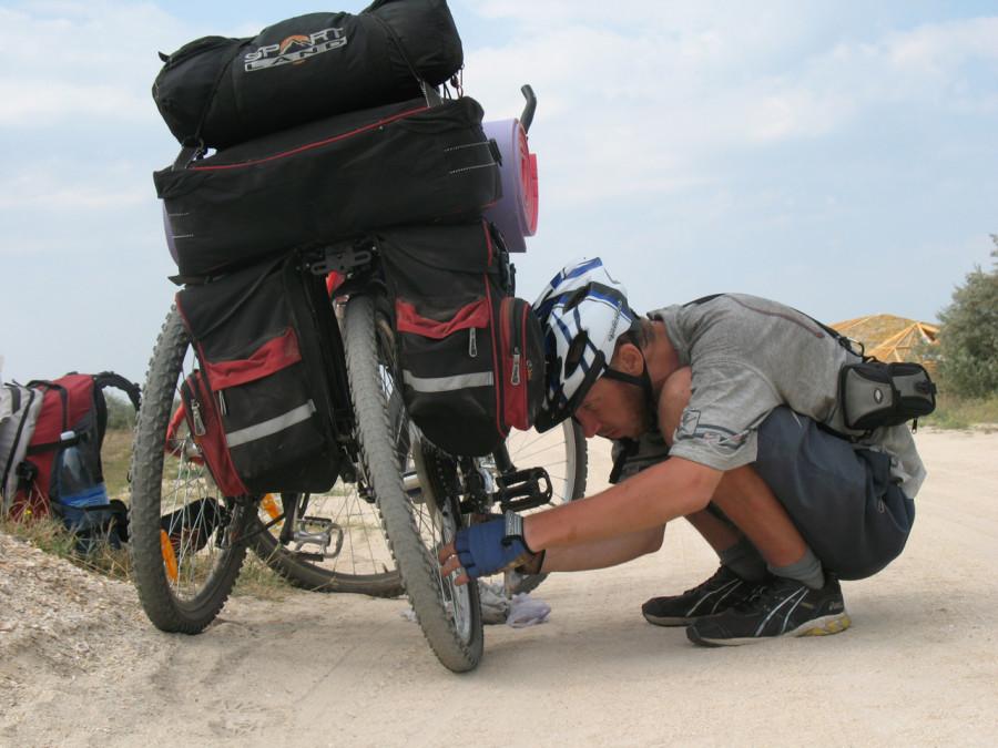 Велотурист