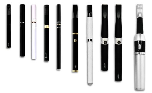 Разновидность электронных сигарет