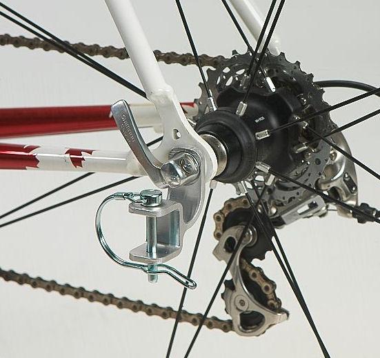 Фаркоп для велоприцепа